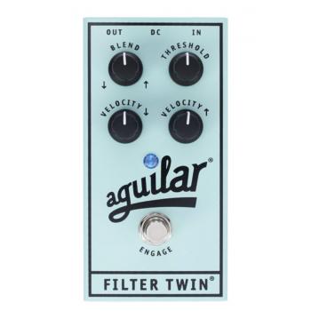 Aguilar Filter Twin Pedal de Efectos para Bajo