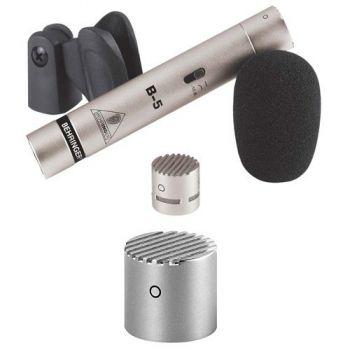 BEHRINGER B5 Microfono de Condensador Behringer B-5 Und.