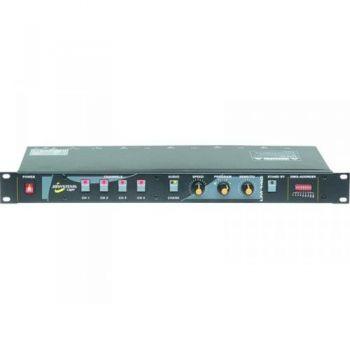 JBSYSTEMS LM140 Programador de 4 Canales Rack