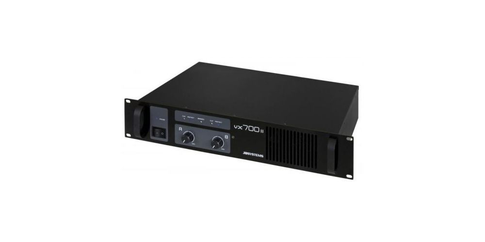 vx 700ii etapa potencia jb systems 2x350w