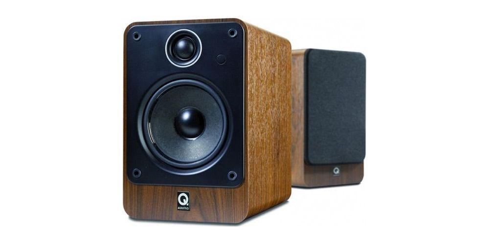 altavoces q acoustics 2010i walnaut