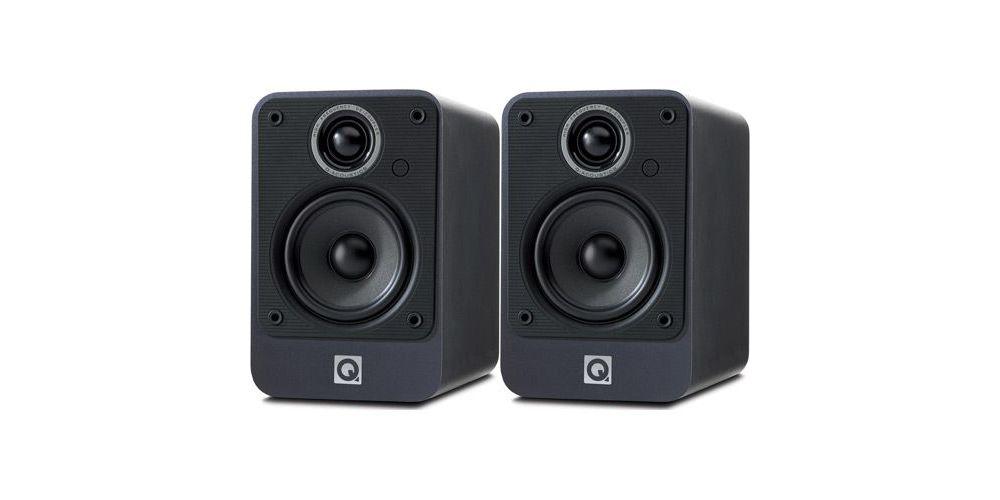 q acoustics 2010i speakers graphite black
