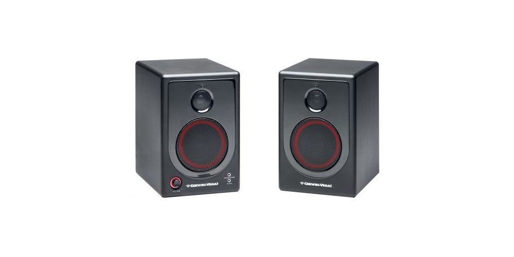 cerwinvega xd4 monitores