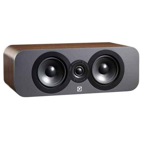 Q Acoustics Q3090 walnut altavoz central