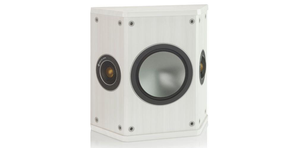 BRONZE FX WHITE MONITOR AUDIO