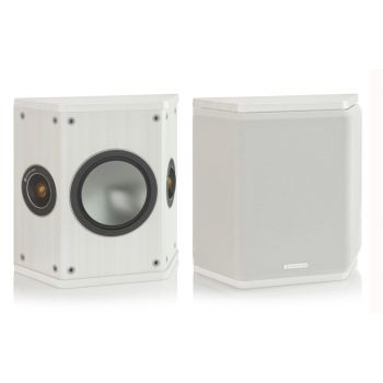MONITOR AUDIO BRONZE FX, White Ash