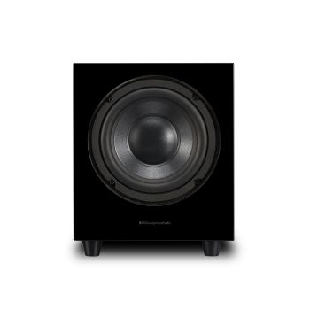 Wharfedale D10 Black Subwoofer