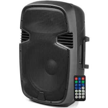 """Lexsen SPA126UB Altavoz Amplificado 12"""" Bluetooth y USB"""