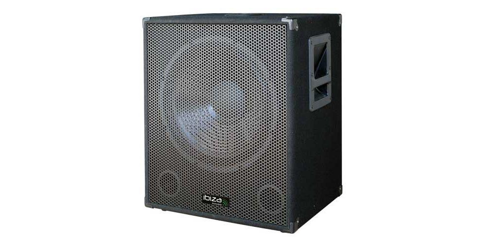 Ibiza Sound Sub 18A Subwoofer activo
