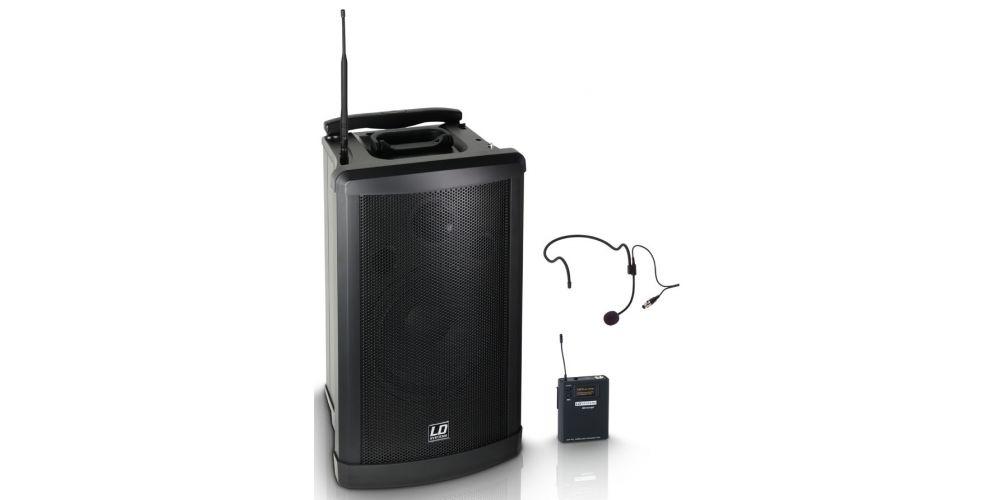 comprar altavoz bateria LDsystems RM102HSB5