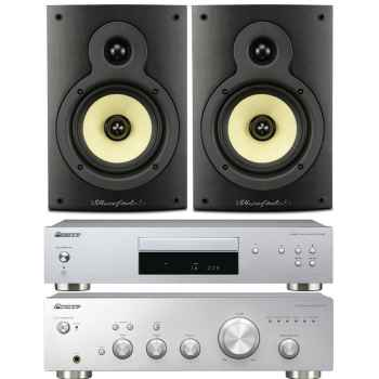 Pioneer A-10S + PD10AE-S+CRYSTAL 4.1