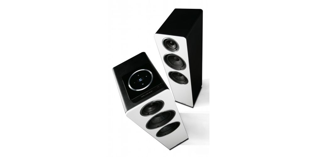 wharfedale A2 systems wireless white