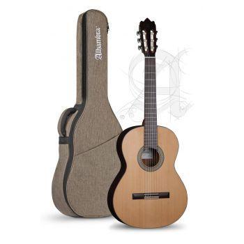 Alhambra 3C Open Pore Guitarra Clásica + Funda