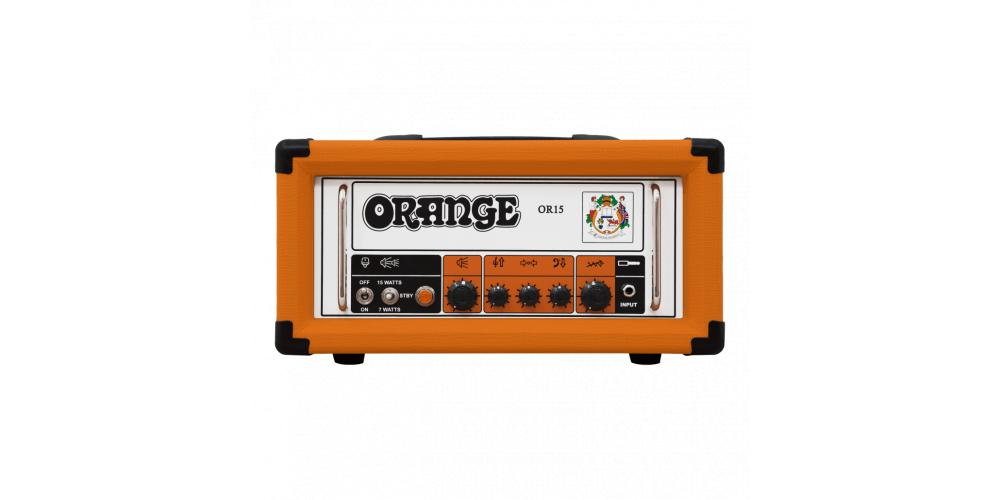 Orange OR15 front