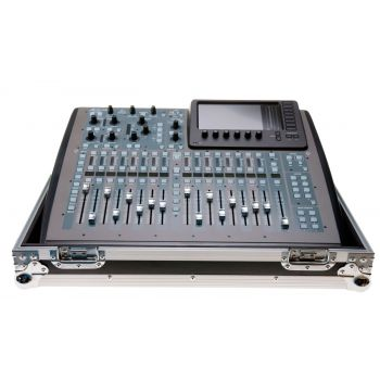 FLIGHT CASE para Behringer X32 Compact Audibax