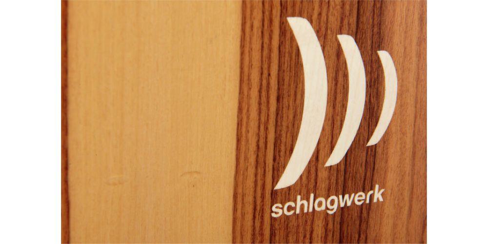 schlagwerk cp 605 logo