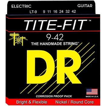 DR Strings LT-9 Tite Fit