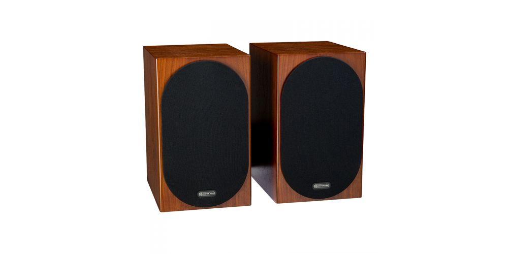 monitor audio silver 100 walnut tapas