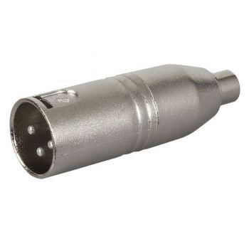 DAP Audio FLA34 Adaptador XLR Macho / RCA Hembra