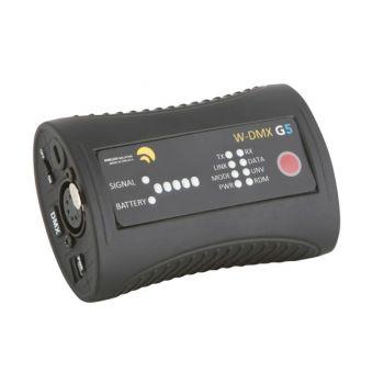 Showtec W-DMX MicroBox R-512 G5 Receiver Receptor DMX 50176