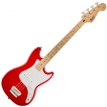 Fender Squier Bronco Bass Torino Red