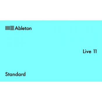 ABLETON Live 11 Standard Educacional Descarga Software de producción musical