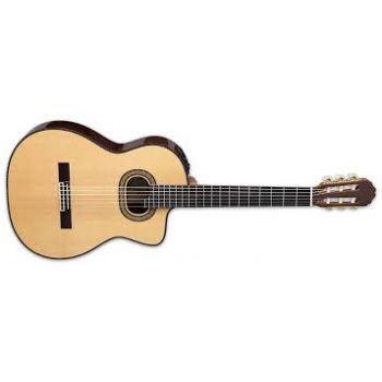 TAKAMINE TH90 Guitarra Hirade Clasica Electro-Acustica