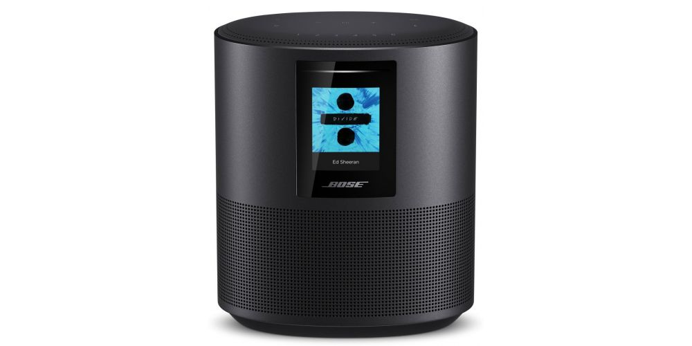 bose home speaker black negro altavoces bluetooth wifi