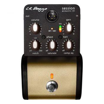 LR Baggs SESSION DI Previo de Guitarra Acústica