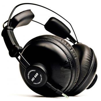 Superlux HD669 Auriculares Estudio