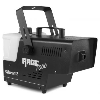 Beamz Rage 1000 Maquina De Humo Con Mando A Distancia