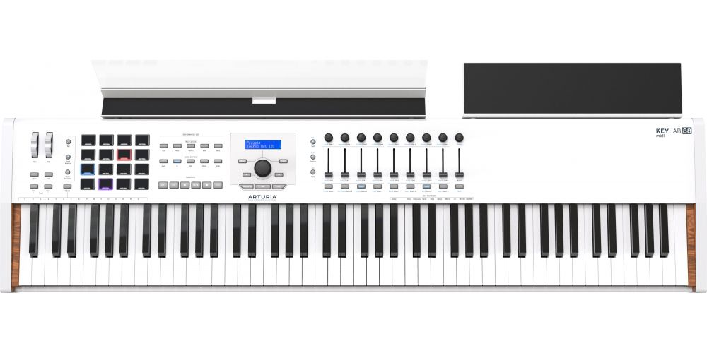 teclado Arturia KeyLab 88 MkII