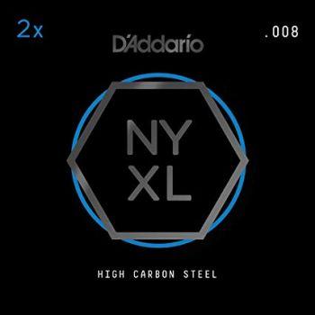 D Addario NYPL008 Pack de Cuerdas Sueltas para Guitarra Eléctrica