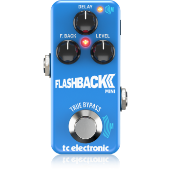 TC Electronic Flashback 2 Mini Delay, Pedal Guitarra