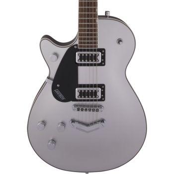 Gretsch G5230LH Electromatic Jet FT LRL Airline Silver Guitarra Eléctrica para Zurdos