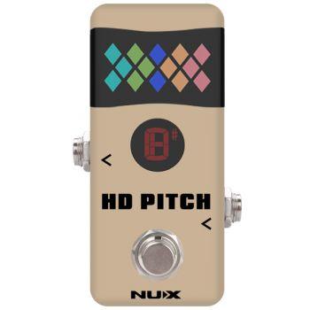 Nux NTU-2 HD Pitch Pedal Afinador