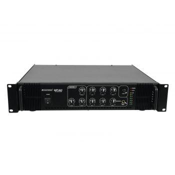 Omnitronic MP-60 Amplificador de mezcla mono PA 60w