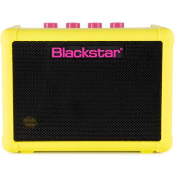 Blackstar FLY 3 NEON YW Amplificador Combo para Guitarra Yellow