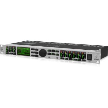 BEHRINGER DCX2496 Control de altavoces de 24-Bit/96kHz