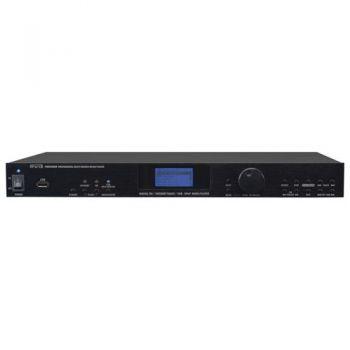 APART PMR-4000R Reproductor Multifuente con Radio por Internet USB