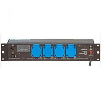 JBSYSTEMS DSP4 Dimmer Multifuncional con 4 Tomas Principales