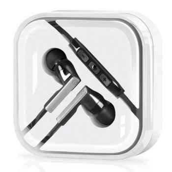 Sennheiser CX 5.00 i WHITE Auricular Compatible Iphone, Blanco
