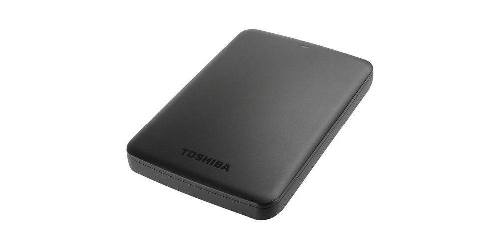 TOSHIBA CANVIO 1TB BASICS Disco Duro 2,5