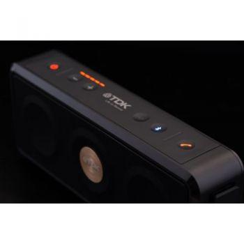 TDK A33 BK Altavoz Bluetooth Intemperie Negro
