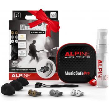 Alpine MusicSafe Pro Negro. Tapones para los oídos