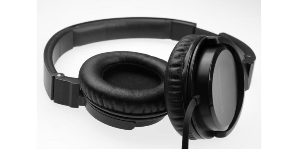beyerdynamic dtx350m auricular ligero plegable microfono manos libre