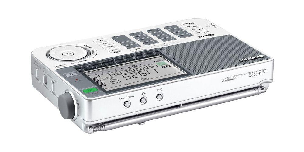 sangean ats909x radio multibanda