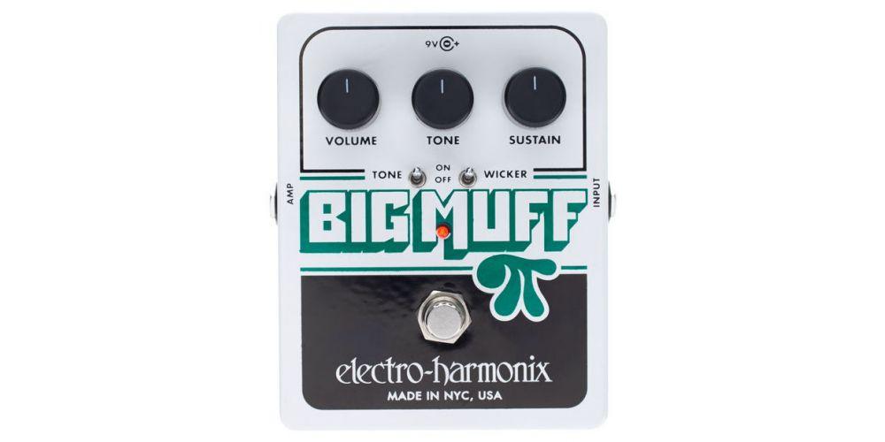 electro harmonix xo big muff pi with tone wicker 2
