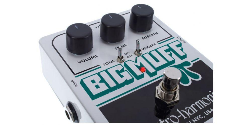 Electro Harmonix Xo Big Muff Pi with Tone Wicker
