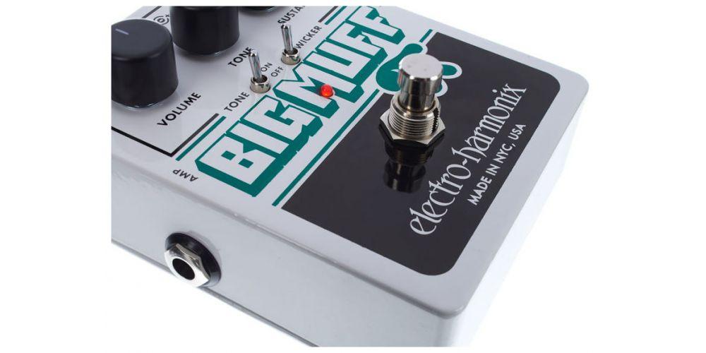 electro harmonix xo big muff pi with tone wicker 6